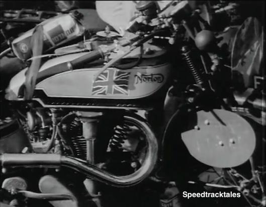 Norton ISDT 1939