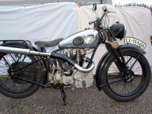 1938 NSU OSL 251 Sport lot33